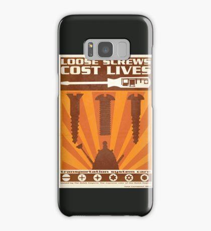 Time War Propaganda II Samsung Galaxy Case/Skin