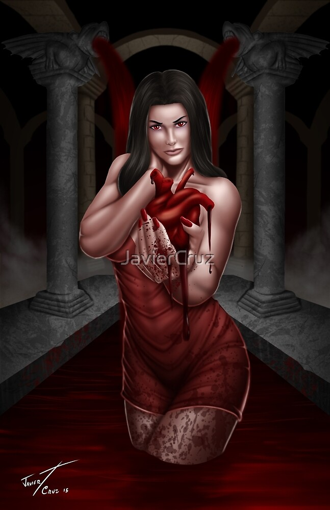vampire countess who bathed in blood - 518×800