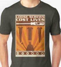 Time War Propaganda II Unisex T-Shirt