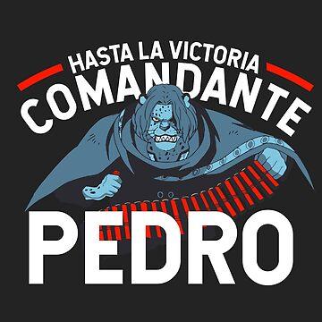 Comandante Pedro by Guidux