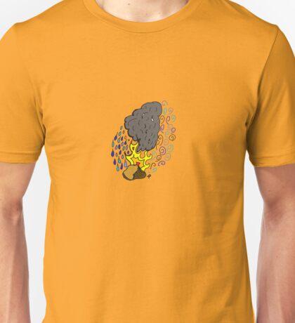 Earth, Wind, Water ,Fire T-Shirt