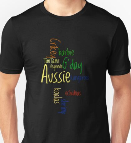 "Aussie ""Culture?"" T-Shirt"