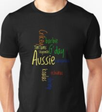 "Aussie ""Culture?"" Unisex T-Shirt"