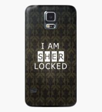 Sherlocked Case/Skin for Samsung Galaxy