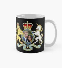 Prinz Harry und Meghan Markle Tasse