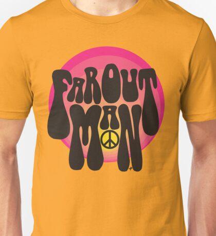 Far out man - Retro shirt T-Shirt