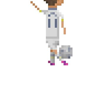 Rabona by 8bitfootball