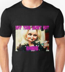Bride Of Chucky Tiffany Unisex T-Shirt