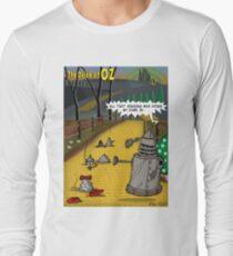 The Dalek Of OZ Long Sleeve T-Shirt