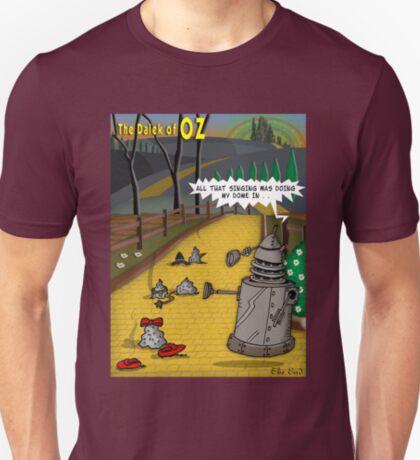 The Dalek Of OZ T-Shirt