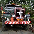 Truck 1 by Alexander Mcrobbie-Munro