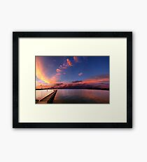 Applecross View Framed Print