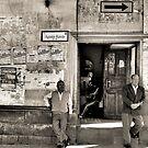Sucre, Bolivia 2009 by Tash  Menon