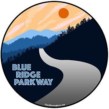 Blue Ridge Parkway von jackburnsghost