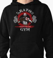 Kratos Gym Pullover Hoodie