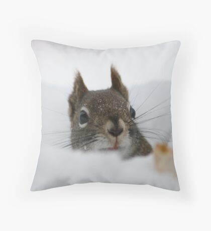 Popping up Throw Pillow