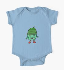 GREEN MUFFIN MONSTER Kids Clothes