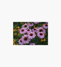 Nadias flowers  Art Board