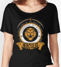 HERCULES - LIMITED EDITION Women's Relaxed Fit T-Shirt