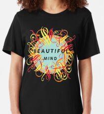 Beautiful Mind Slim Fit T-Shirt