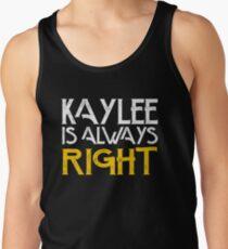 Kaylee is always right Men's Tank Top