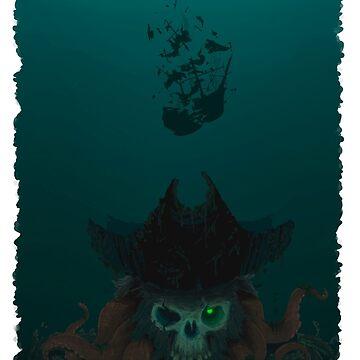 Davy Jones by itadakki