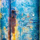 Rusty old door by Silvia Ganora