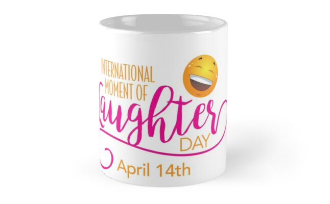 Start to Celebrate Laughter All Year Around by izzygcsp