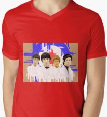 The Who Men's V-Neck T-Shirt