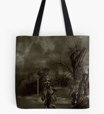 Eden Has Fallen Tote Bag