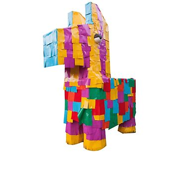 Funny Cinco De Mayo Pinata T Shirt  With Joke I'd Hit That ! by DGTY