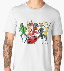 Team Miraculous! Men's Premium T-Shirt
