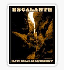 Escalante National Monument Sticker