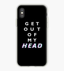 DDLC - Get Out of My Head iPhone Case