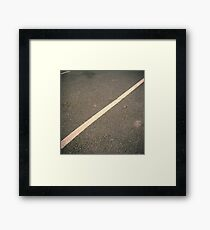 Come Join Me Framed Print