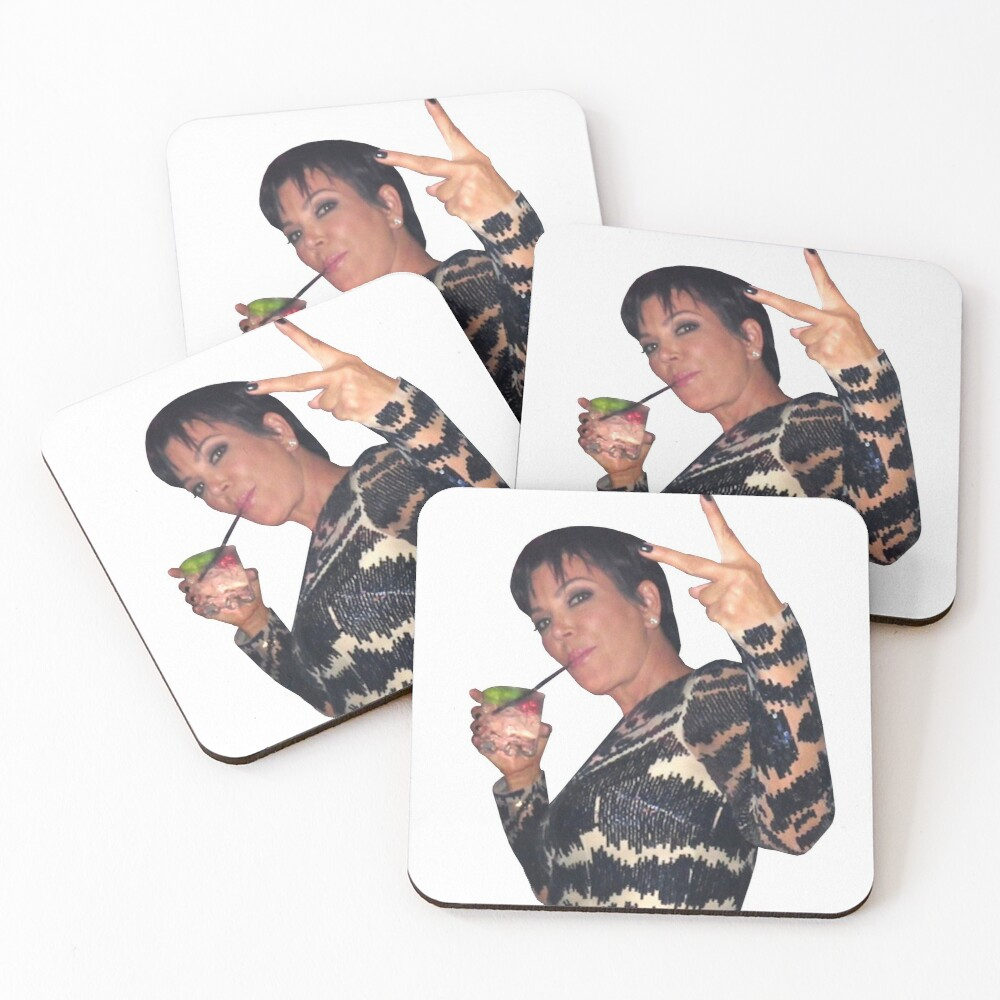 Kris Coasters (Set of 4)
