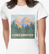 Cabeswater Henrietta Virginia Women's Fitted T-Shirt