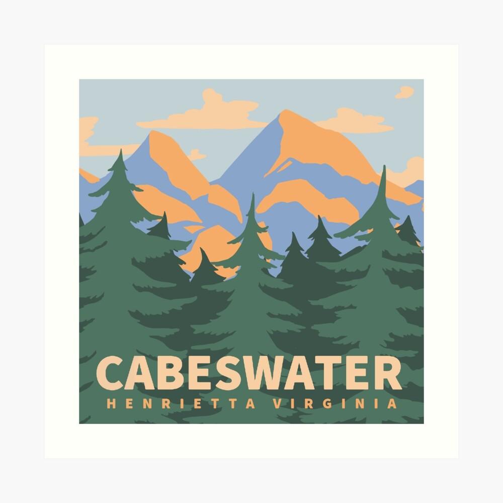 Cabeswater Henrietta Virginia Art Print