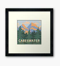 Cabeswater Henrietta Virginia Framed Print