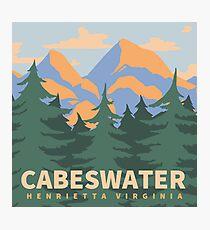 Cabeswater Henrietta Virginia Photographic Print