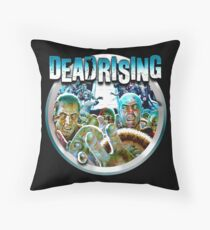 Dead Rising Throw Pillow