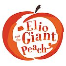 Elio And The Giant Peach by aartmoore