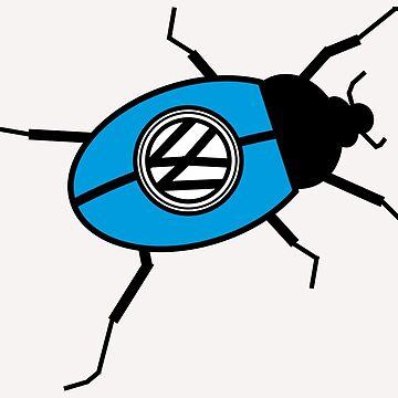 New Beetle de dalealas