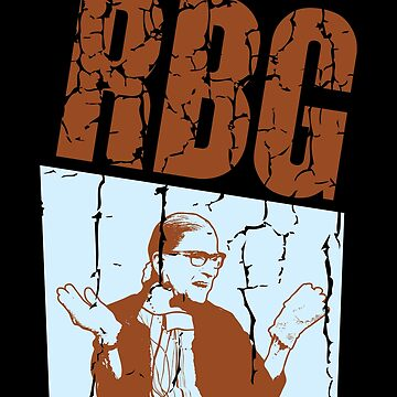 Ruth Bader Ginsburg - Rbg Pin - Rbg Necklace - Ginsburg Quote - Ruth Bader Shirt - Rbg Shirt - Ruth Bader Ginsberg - Notorious Rbg Shirt - R by UltimatePeter