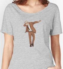 Corbyn Dabbing Women's Relaxed Fit T-Shirt