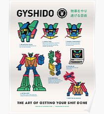 Das GyShiDo-Manifest Poster