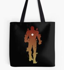 Iron Hero Tote Bag