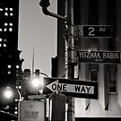 Rabin's dream ? One way only ! by Arnaud Lebret