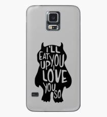 Into the wild Case/Skin for Samsung Galaxy