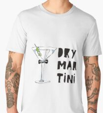Dry Martini Men's Premium T-Shirt